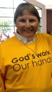 Cynthia Schnaath, Intentional Interim Pastor, St. Paul's Lutheran Church